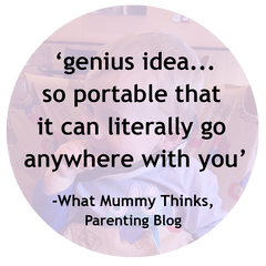 What Mummy Thinks' Totseat Review