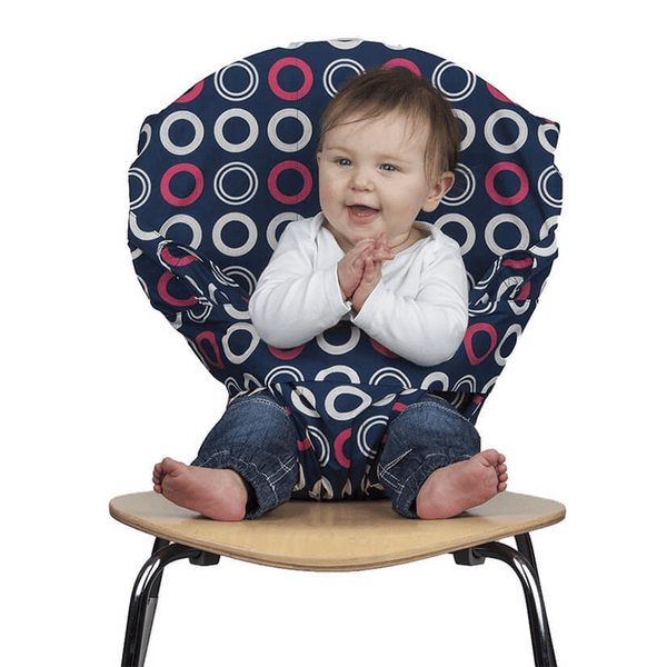 Blueberry Totseat Baby Highchair