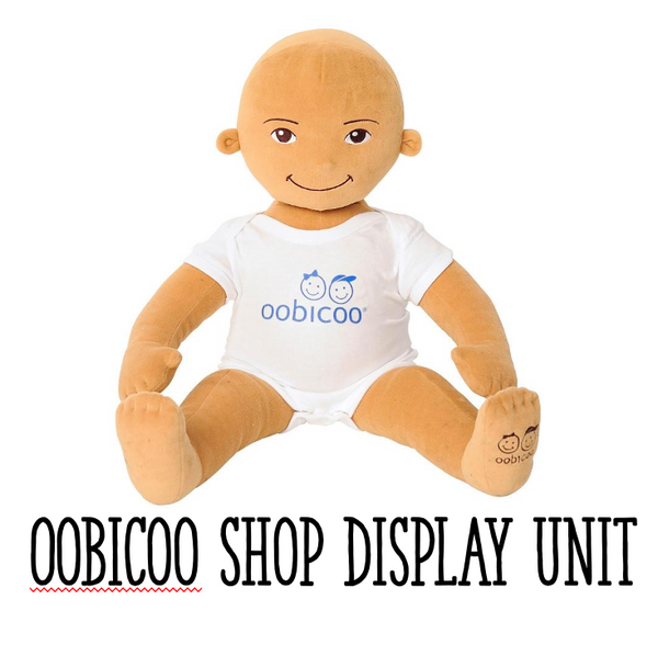 Oobicoo Shop Display Unit