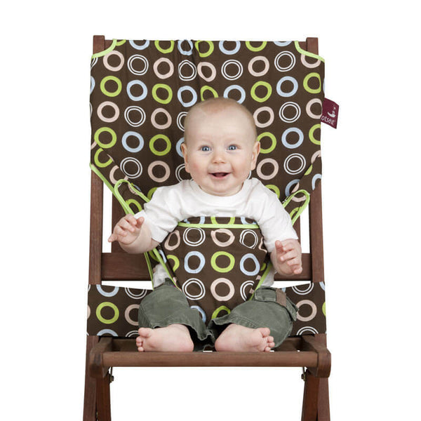 Feeding Baby New Totseat Portable High Chair With Harness Free Express Shipping