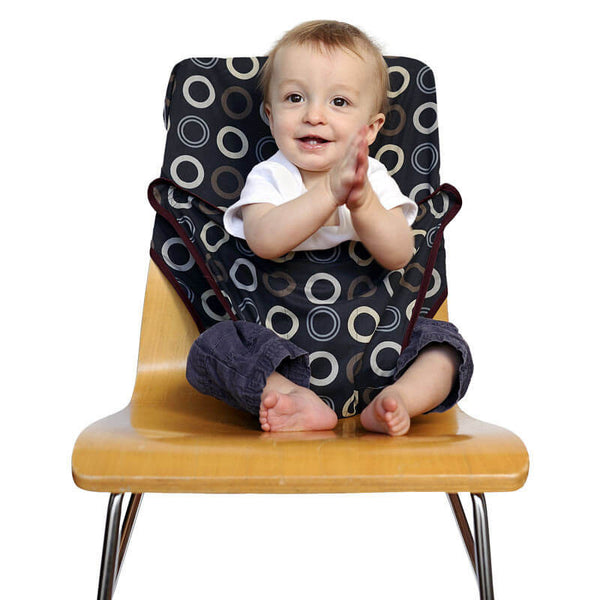 Totseat Coffee Bean baby chair harness