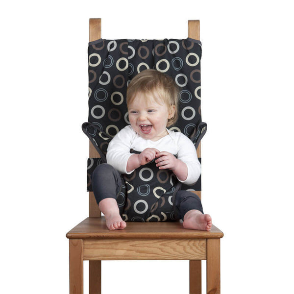 Totseat Coffee Bean Highchair Design