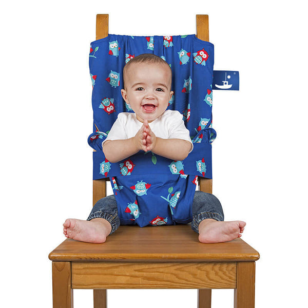 Night Owl Totseat Recommended baby highchair