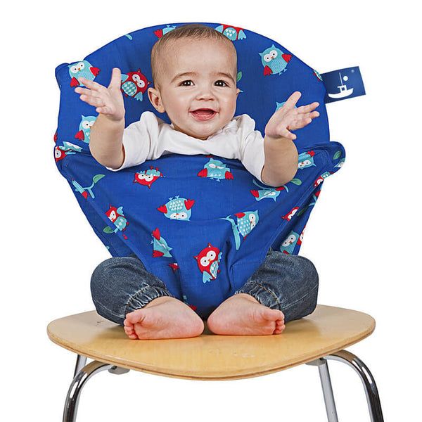 Totseat Night Owl Baby Travel highchair