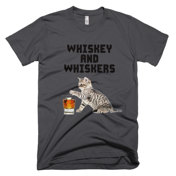 Whiskey & Whiskers Heather Asphault