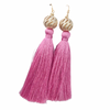 GOLD BALL TASSELS