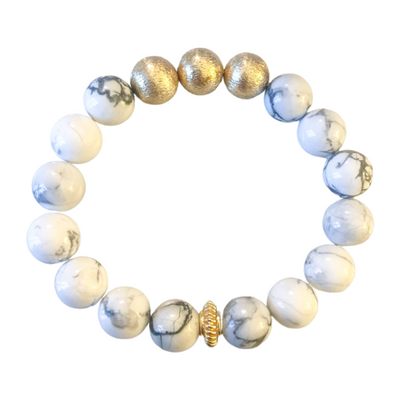 GRACE - WHITE HOWLITE