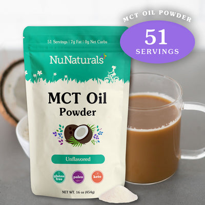 MCT Oil Powder 16 oz