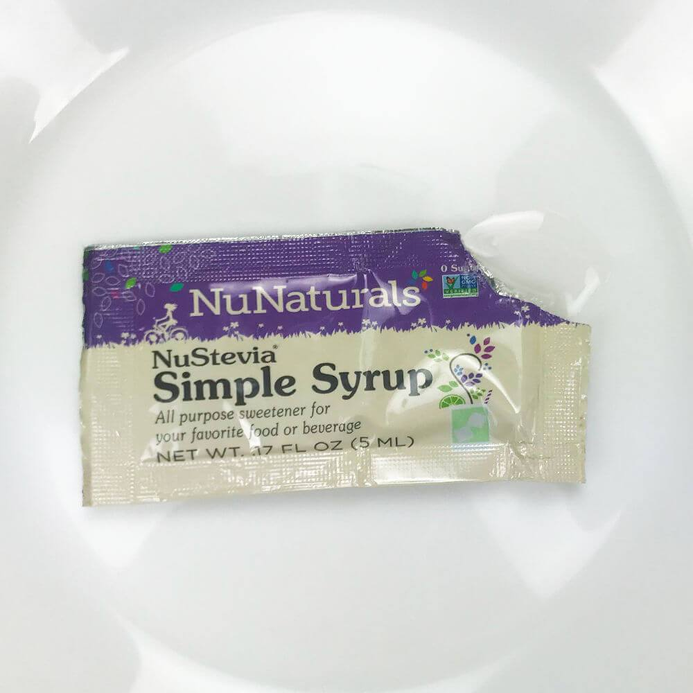 Syrup Packets .17 oz