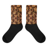 Christmas Socks - Gingerbread man Socks - Christmas Gift - Stocking Stuffer - Winter Socks