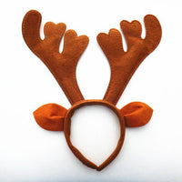 Deer Antlers Headband -  Hairband Deer Costume