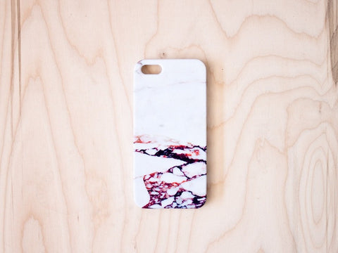 Pink Marble iPhone Case 5 / 5S / 5SE / 6 / 6S