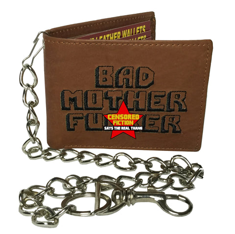 The Original BMF Wallet with Chain