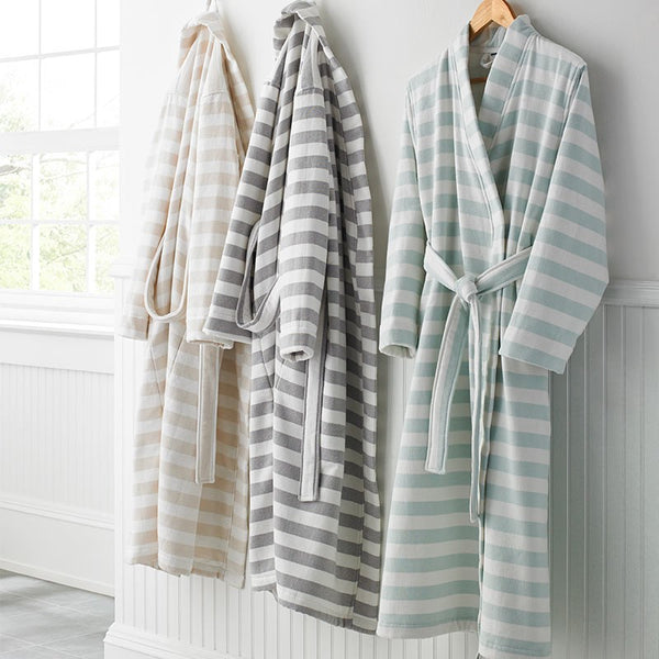 Fouta Striped Robes