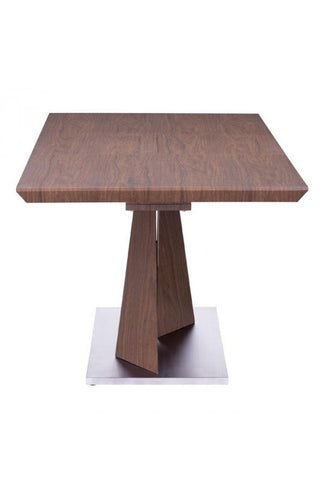Jaques Extension Dining Table Walnut - GDH | The decorators department Store - 1