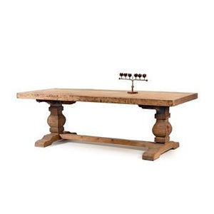 Swinderby Trestle Dining Table - Benton and Buckley