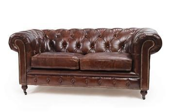 London Chesterfield Sofa - Benton and Buckley