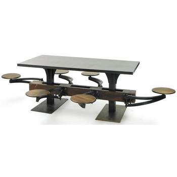 Lunchroom Dining Table - Benton and Buckley