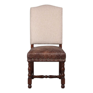 Roman Accent Chair S/2