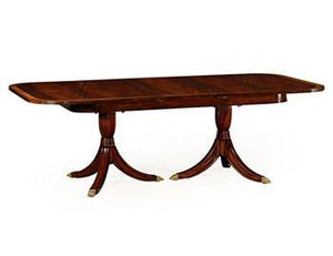 Regency Single Leaf Extending Dining Table - Benton and Buckley