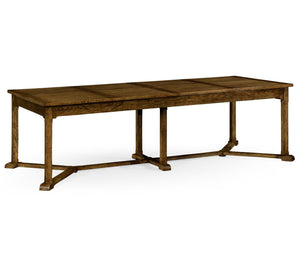 Hawford Kitchen Oak Dining Table - Benton and Buckley