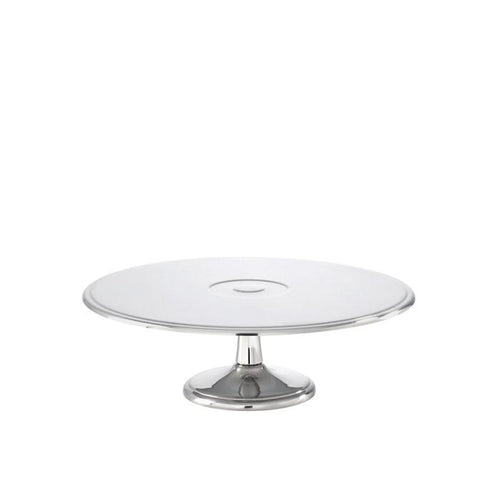 Elite Stainless Steel Cake Stand - Benton and Buckley