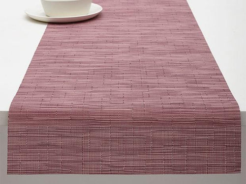 Chilewich Bamboo | Rhubarb - Benton and Buckley