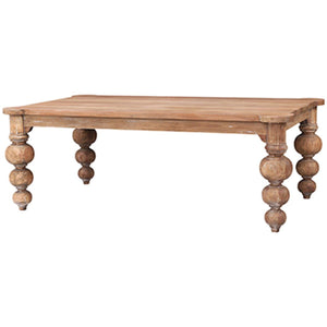 Boules Dining Table 6' - Benton and Buckley