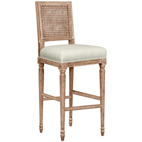 Annette Barstool in Natural - Benton and Buckley