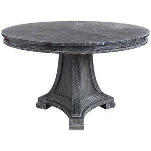 Blair Center/ Dining Table | Grey - Benton and Buckley