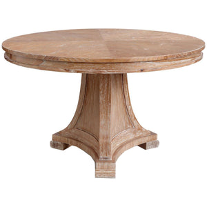 Blair Center/ Dining Table | Natural - Benton and Buckley