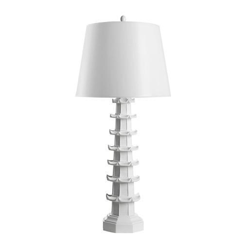 Brighton Lamp White by BUNGALOW 5 - Benton and Buckley