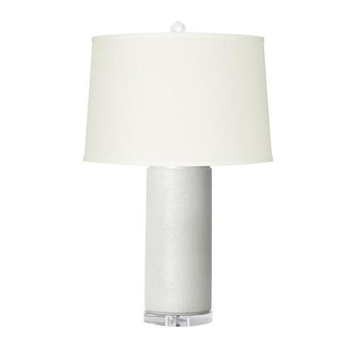 Bungalow 5 Cleo Lamp | White - Benton and Buckley