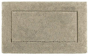 Classic Egyptian Bath Rug | Taupe - Benton and Buckley