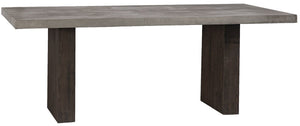 Norwood Cement Top Dining Table - Benton and Buckley
