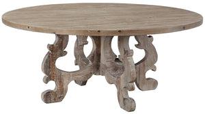 Lisbon Dining Table - Benton and Buckley