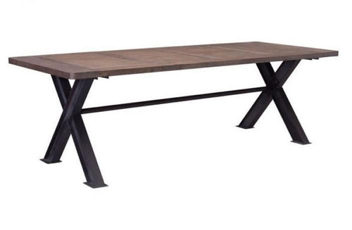 Haight Ashbury Dining Table Distressed Natural - Benton and Buckley