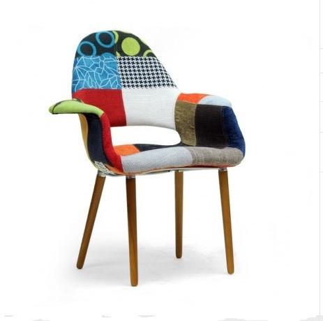 Morza Chair  S/2 | Patchwork - GDH | The decorators department Store