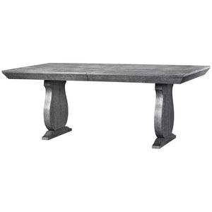 Porto Dining Table | Grey - Benton and Buckley
