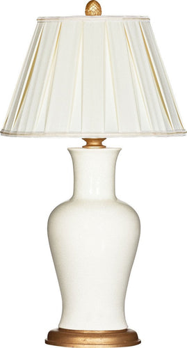 Amelie Blanc Couture Table Lamp - Benton and Buckley