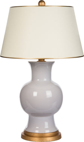 Juliette Lavender Table Lamp - Benton and Buckley