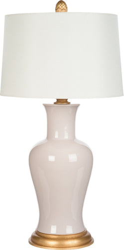 Amelie Lavender Table Lamp - Benton and Buckley