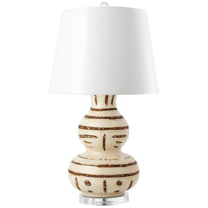 Bungalow 5 Shino Ivory Lamp - Benton and Buckley