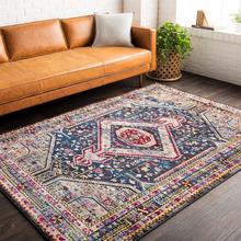 Alchemy Turkish Carpet | Bright Blue
