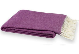 Allium Italian Herringbone Throw - GDH | The decorators department Store