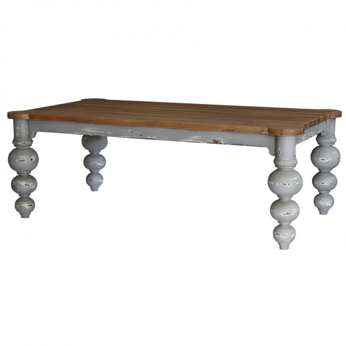 Boules Dining Table 9' - Benton and Buckley