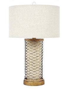Cage Lamp - Benton and Buckley