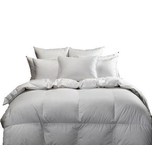 Polish White Goose Down Comforter (hypoallergenic) - GDH | The decorators department Store