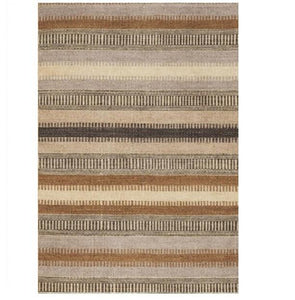 Tin Ladder Stripe Wool Woven Rug - GDH | The decorators department Store