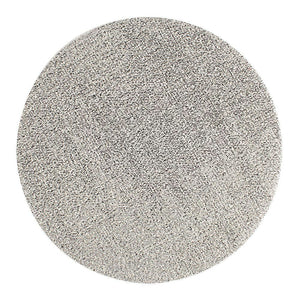 Shag Dot Rug | White - Benton and Buckley